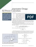 Type 3 Compensator Design