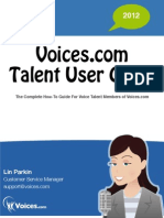 Talent User Guide