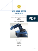 roboticarm report