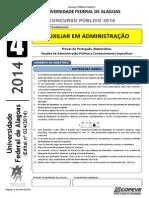 Prova NF - Auxiliar Em Administracao - Tipo 4