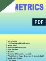 Bio Metrics 6
