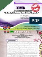 Proposal Dmk