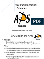 Academy of Pharmaceutical Sciences Intro