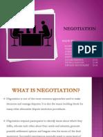Negotiation (1)