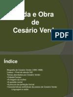 Cesario Verde