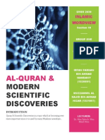 Al-Quran & Modern Scientific Discoveries