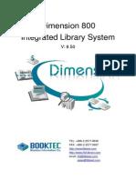 Dimension 800