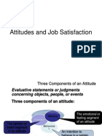 5 Attitudes and Job Satisfaction