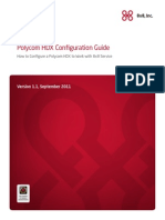 710598 3 Polycom HDX Configuration Guide for 8x8 Service