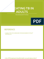 Treating Tb in Adults