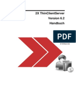 2 x Thin Client Server