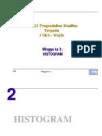 Kuliah 3  histogram
