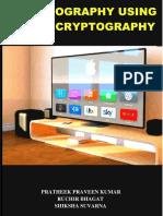 Steganography Using Visual Cryptography