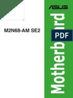 Manual Da Placa Mae M2N68AM-SE2