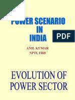 Power Scenario India