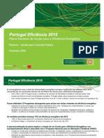 Portugal Eficiencia 2015