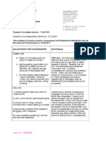 Leicester University Ec 3064 Project Template