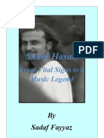 SHAHI HASAN From Vital Signs to a Music Legend