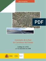 Inventario de La Red de Carreteras de España