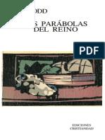Dodd, Las Parabolas Del Reino