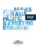 APPIES 2011 Top 10 Marketing Campaigns