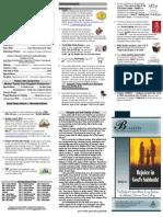 bulletin may 24-2014