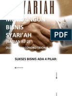 Materi Syariah 1. Standar Perbuatan
