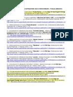 Concessioni ricerca ed estrazione di gas e idrocarburi – Puglia 2006/2014