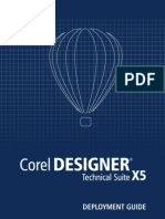 Corel Designer Technical Suite x5 Deployment Guide