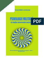 Simpozionul INFO-PSIHO 2013 PSIHOLOGIE MILITARA-In Slujba Interesului National