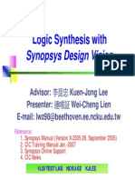 Logic Synthesis 07