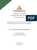 Atps Anhanguera Contabilidade 2013