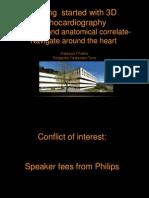 EE2011 3D Echo Anatomical Correlate Faletra