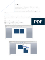 5 Sfaturi Simple Pentru PowerPoint