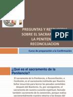 2.Preguntas y Respuestas Sobre El Sacramento de La Reconciliacion