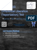 Differential Liberation Test
