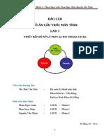 Thiet Ke MIPS Single Cycle