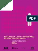 Libro Desarrollo Local y Gobernanza