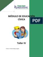 Módulo Educación Civica