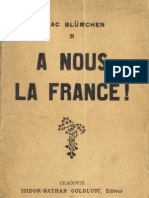 A nous la France !