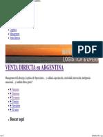 El Mundo Real Demanda Una Visión Sistémica « VENTA DIRECTA en ARGENTINA