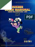 Sukses Un Ipa 1 Th 2012-2013