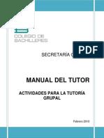 Manual Tutor
