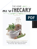 The Home Apothecary