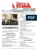"Revista ""La Poza"" Elche de la sierra |Febrero 2008"