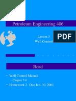 Tech Drilling WellControll
