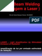 Soldagem a Laser