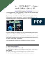 TUTORIAL – DUAL-BOOT – Como Carregar Duas ROMs No Galaxy S2