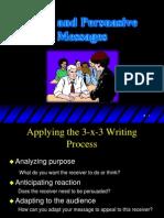 Persuasive Letters2186