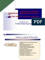 Metode Hardscape Cluster 7_Presentasi_2003